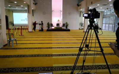Live at Muhajirin Mosque