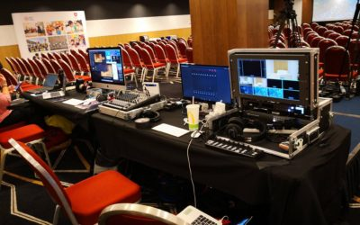 Live Streaming for Ministry of Education @ Suntec City